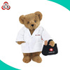 Custom plush toys teddy bear clothes personalized standing teddy bear