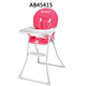 2017 new design baby high chair, baby foldable chair, baby feeding chair