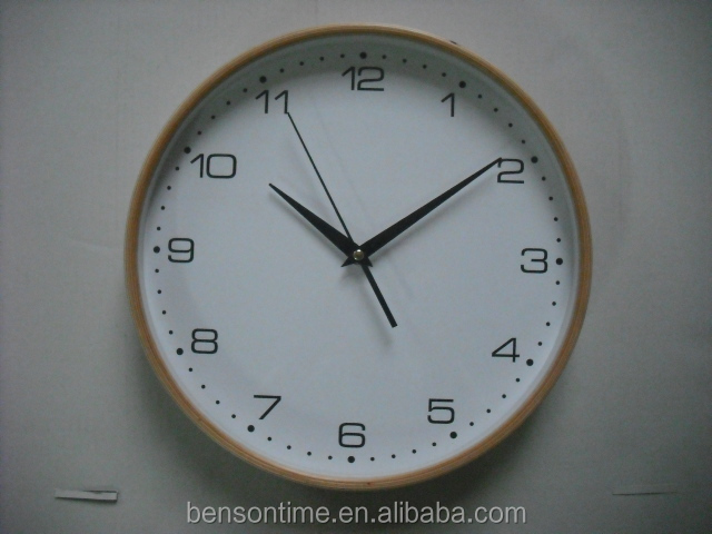natural wooden wall clock natural wooden wall clock suppliers and at alibabacom