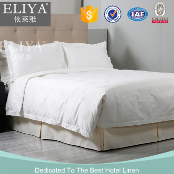 High Quality Decorative Top Hotel Sheets 4pcs Bed Sets 1000 Thread