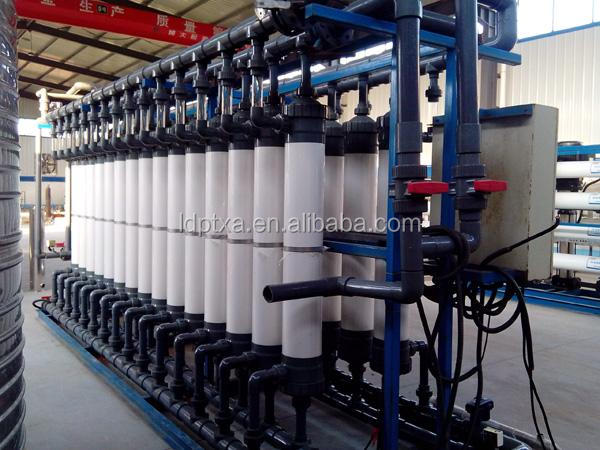 water treatment equipment / under water cleaning equipment