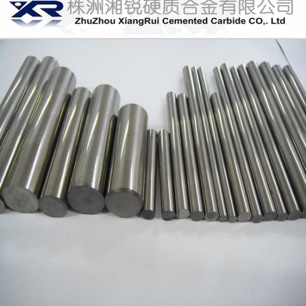 YG8/YL10.2/YS2T carbide brazing rods blanks or ground