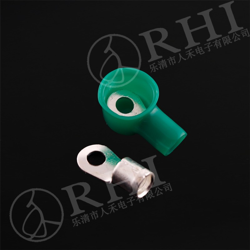 Copper Busbar Insulator Battery Connectors Rubber Cover