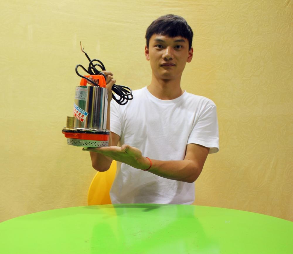 Bomba de agua 12 voltios dc motor bomba de agua de mano - Bombas de agua pequenas ...