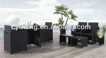 Outdoor Fold Up Ratan Chairs And Tables