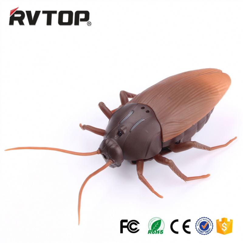 Remote Control Mock Fake Ant RC Toy Prank Insects Joke Scary Trick Bugs