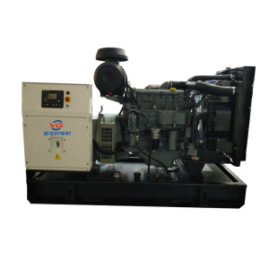100kw/125kva deutz stirling engine generator Electric Start Deutz Open Type Diesel Generator