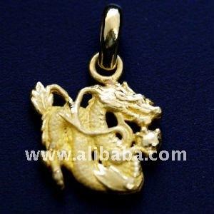 24k pure gold dragon pendant buy dragon necklace pendant product 24k pure gold dragon pendant aloadofball Choice Image