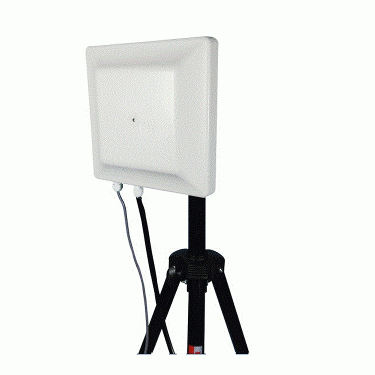 Long Range 860-928MHz R2000 UHF RFID Reader for access control system