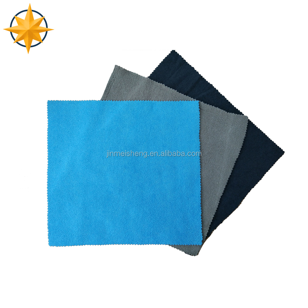 Custom printed Needle Punched Nonwoven Fabrics Microfiber Cleaning Cloth