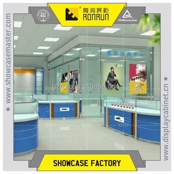 Mobile Phone Shop Decoration Design,Modern Shop Counter Design ...
