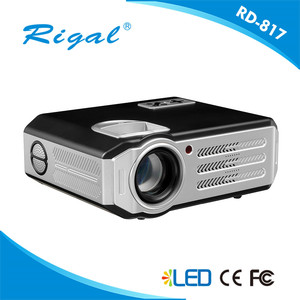 mobile phone multimedia projector holographic laser led projector