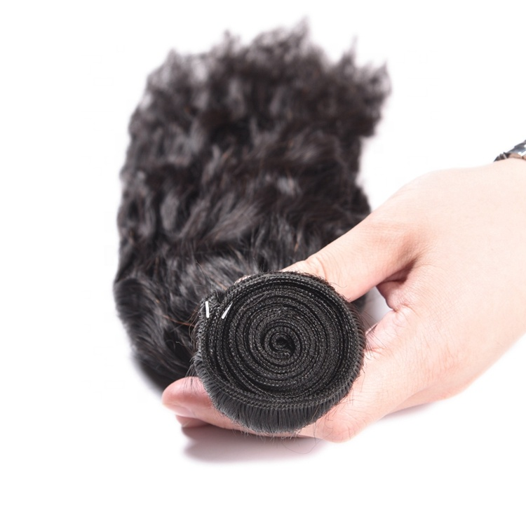 Factory directly supply wholesale natural wave weave raw indian hair