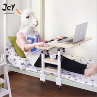 Simple space saving computer desk for laptop k1