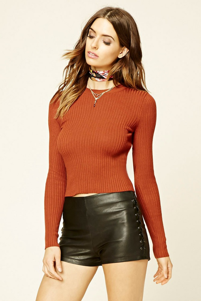 OEM Cable Knit Sweater