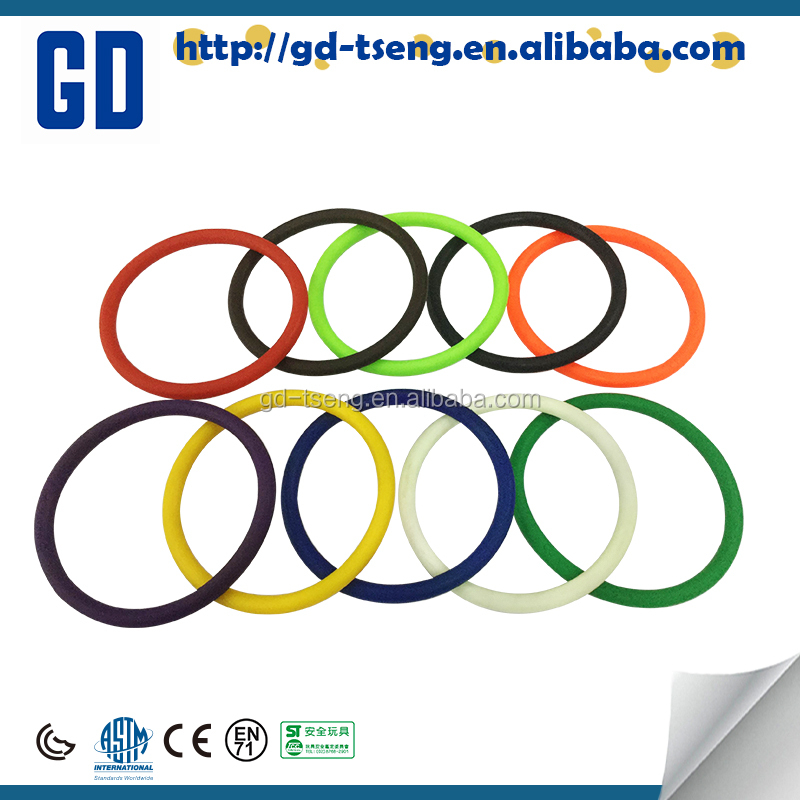 10 Color Active Ring The outer ring dimensions of rings are 16 inch, and ring thick dimension is 11mm, sign outdoor sports