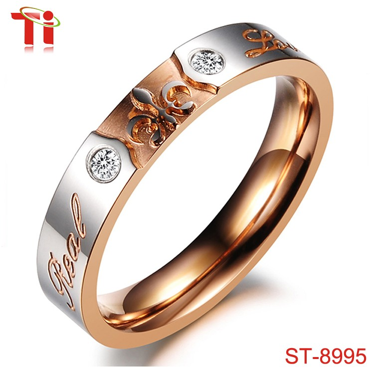 2016 hot sale saudi arabia gold wedding ring price fashion ring