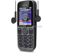 Single CPU 4 Sim Mobile Phone Elderly Multi-language India Mobile Phone
