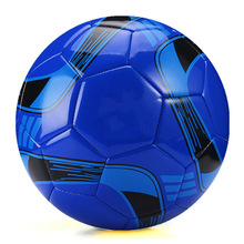 Colorful PU TPU PVC cool street football soccer ball