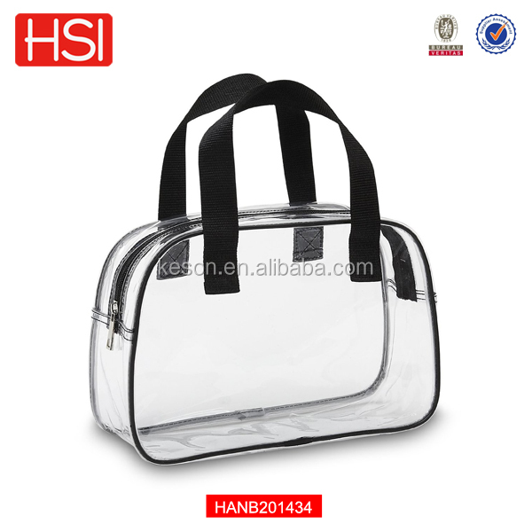 f81ad0e922b hot ventes 2014 transparent en pvc transparent en plastique sacs dames sac  à main avec fermeture