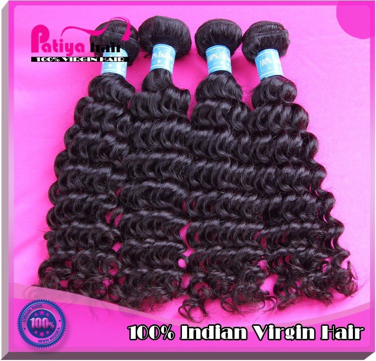 China supplier factory price Indian natural curly hair temple remy fusion hair curly best weft deep wave india remi hair 6a