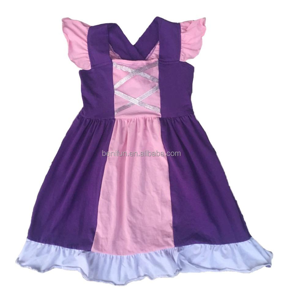 Catálogo de fabricantes de Vestido Princesa Rapunzel Inspirado de ...