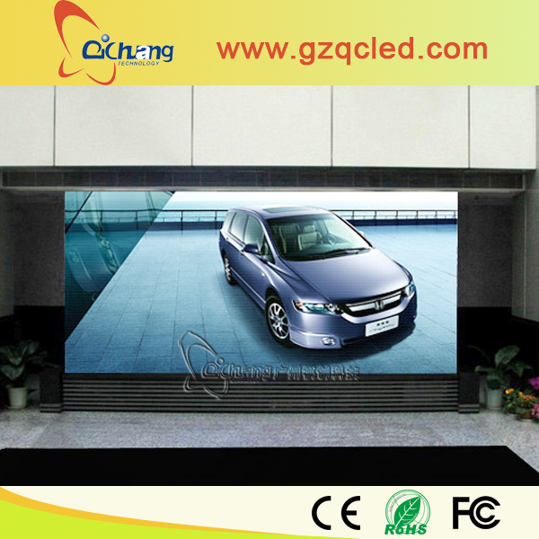 P3 HD indoor full color led display screen 3mm led module video wall