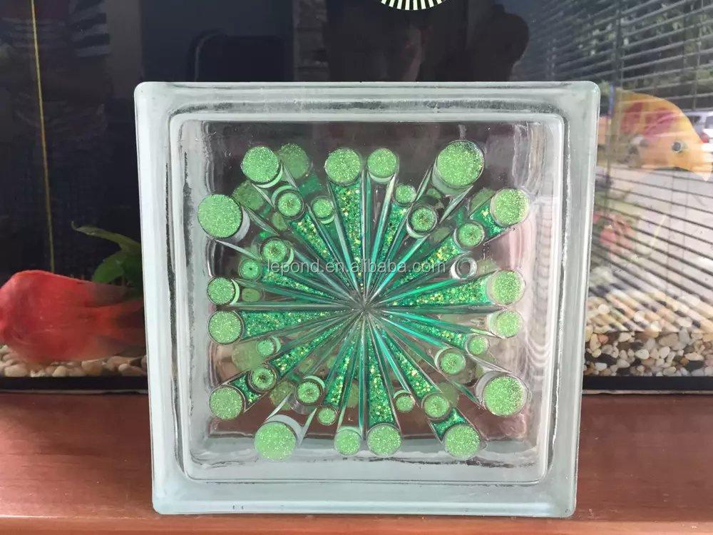 Bloque de ladrillo de vidrio para la partici n ladrillo de vidrio para ba o cristal de - Bloques de vidrio para bano ...