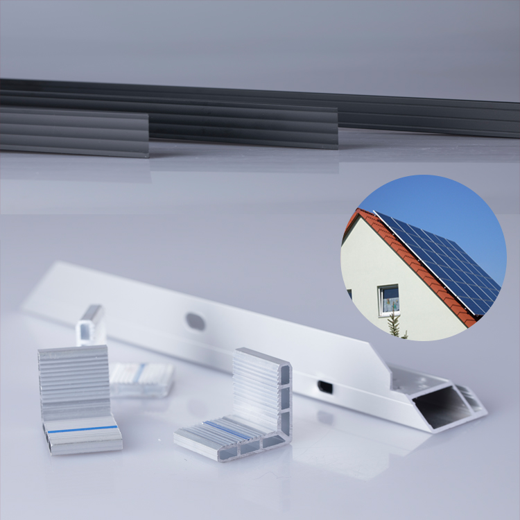 Superior quality top special aluminum channel frame for solar panel