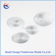 metal diaphragm sealed as buyer request