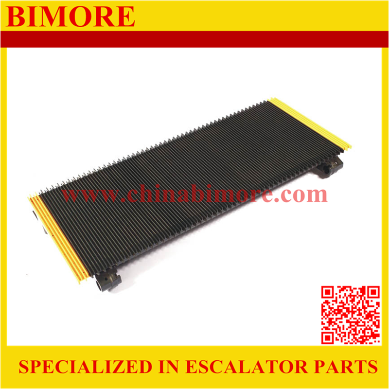 BIMORE Travelator stainless steel pallet for Kone