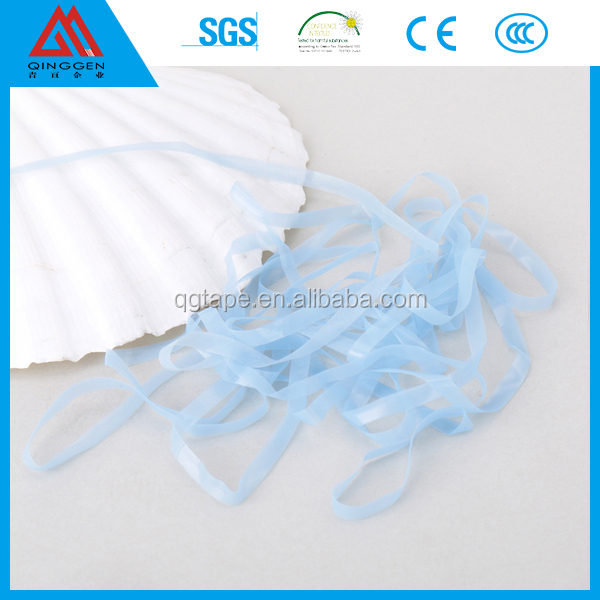 Colorful high quality elastic TPU Polyester tape factory