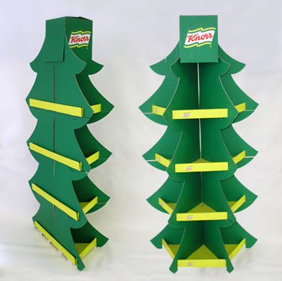 Christmas Tree Display Stand.Christmas Tree Shape Floor Display Stand Rack Pop Sales Manufacturer Oem Customized Corrugated Paper Standing Rack Buy New Corrugated Paper Display