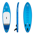 Fissot factory price PVC inflatable sup stand up paddle board for surfing