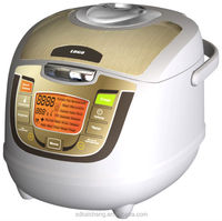 Big size rice cooker with multi functions : Soup/stew/cooking/porridge/frying/yogurt.. 1080W801