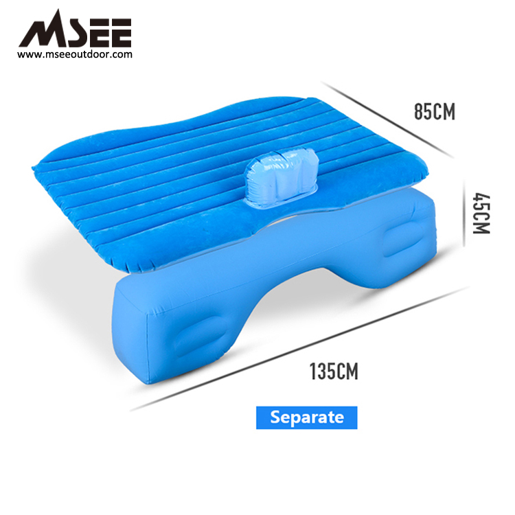 Inflatable Bed adult car bed alternating bottle thin air mattress