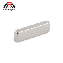 High Gauss N35 Nickel Coating bar magnet