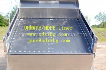 Impact Resistant Plastic Uhmw Hdpe Pe Truck Bed Liner