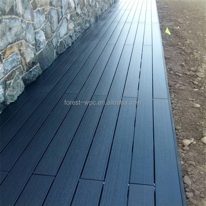 150x25x2400mm Frstech Wood Plastic Composite Wpc Weatherboard ...