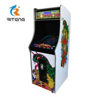 high quality street fighter fighting games upright arcade video game machine