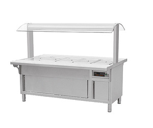 Hot selling restaurant used bain marie with long service life