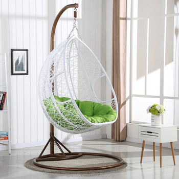 Two People Seat Swing Big Bird Nest Swing Chair, Hanging Egg Chair