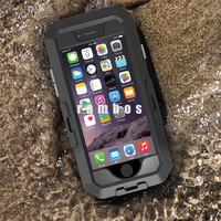 Underwater Waterproof Hard Diving Case Protective Housing Etui Coque Swimming Phone Cover for iPhone 6 6S 4.7
