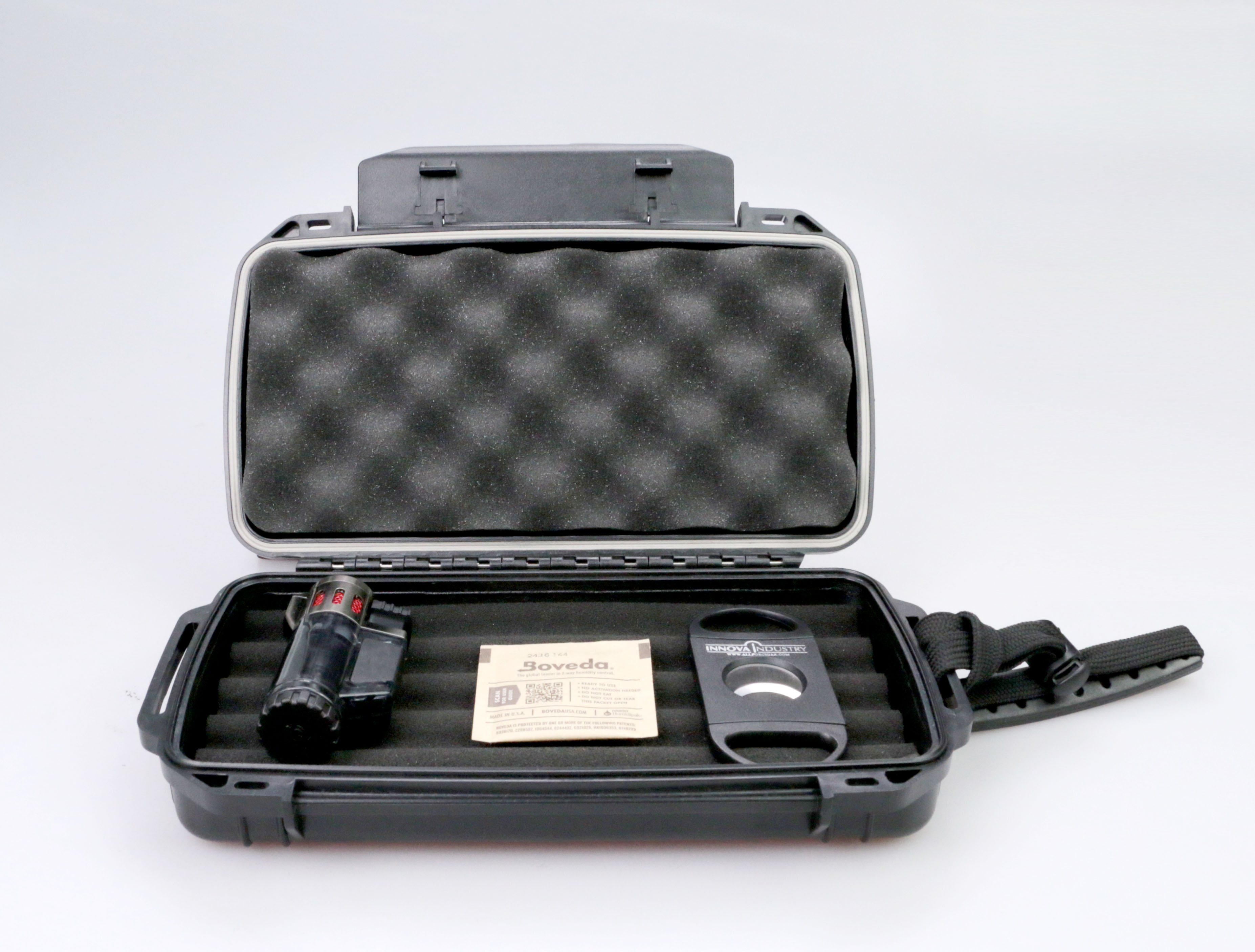 China Customized 5ct Plastic Travel Humidors Suppliers