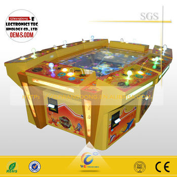 Tiger strike 2 fish hunter 8 table casino slot gambling for How to play fish table game