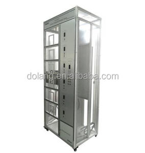 Didactic Vocational Building Automatic Elevator Training kit DLLY-DT61  Multi layer Elevator Education Training Model