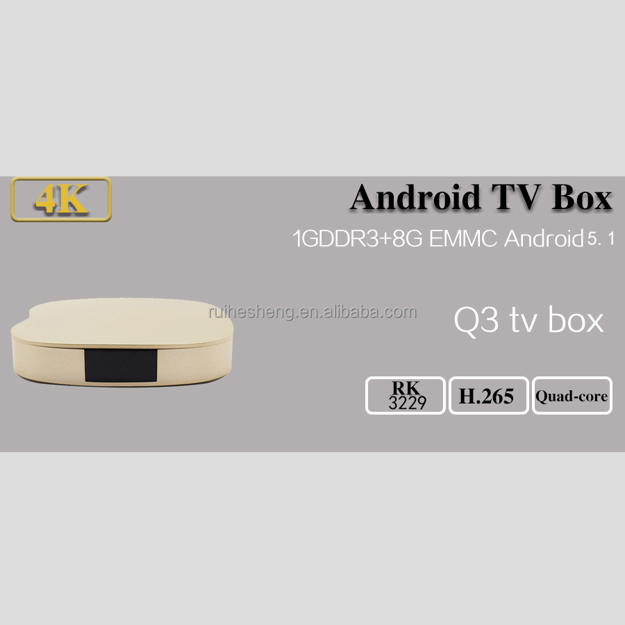 High quality RK3229 smart tv box android 5.1 iptv box indian channels android tv box