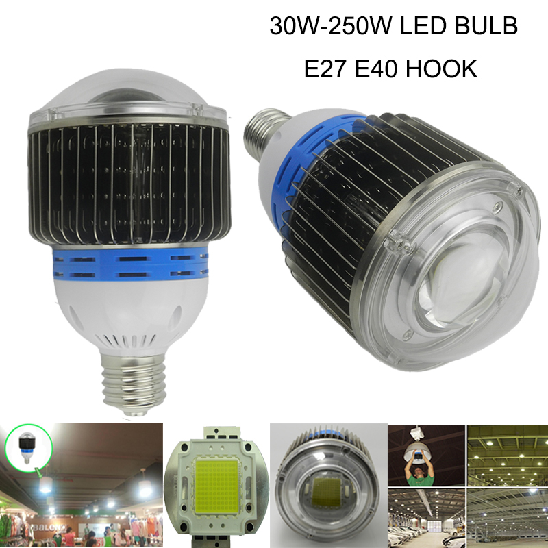 e27 e40 50w 60w 80w 100w led bulb 120w 150w led industrial. Black Bedroom Furniture Sets. Home Design Ideas