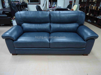 Merveilleux Imported Suede Hot Sell Genuine Leather Sofa