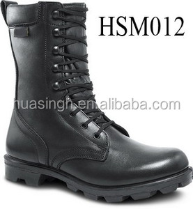 SM, top quality combat mission 8 inch elite army force black DMS military boots